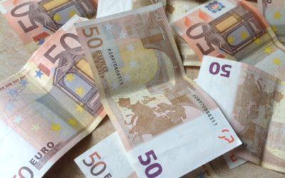 Veel belangstelling voor bankenactie