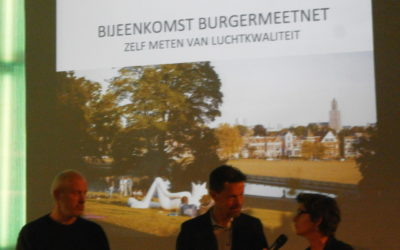 Samen Arnhemse Luchtkwaliteit meten